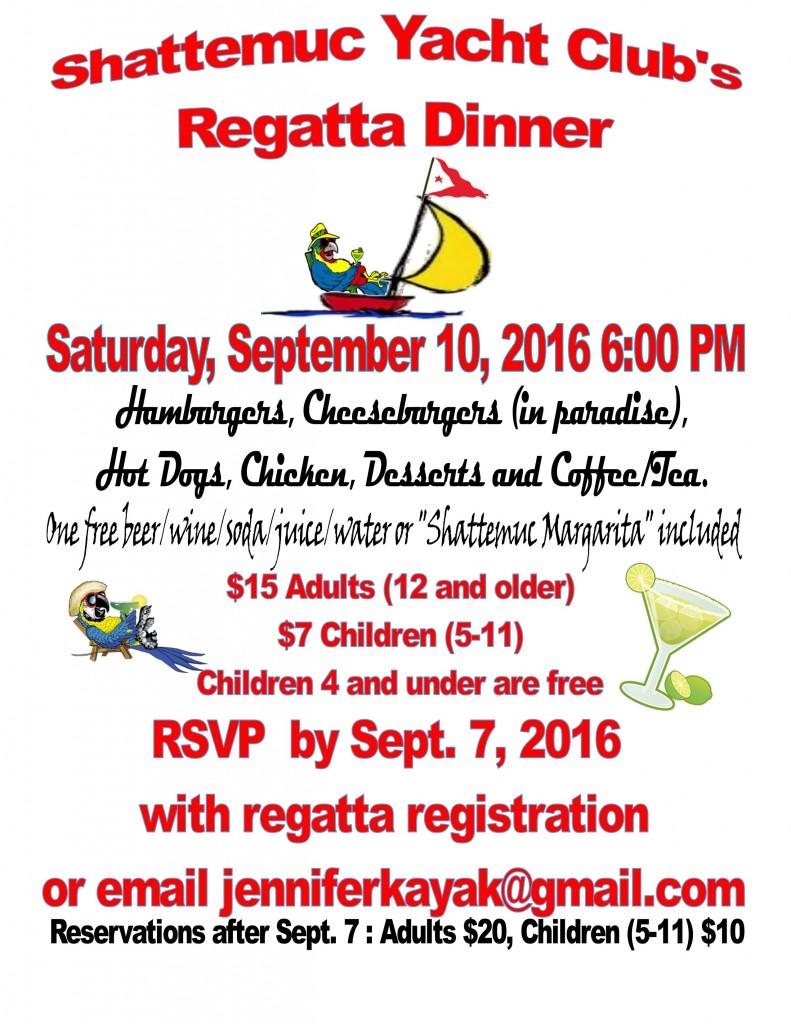 2016 Regatta Dinner(1)