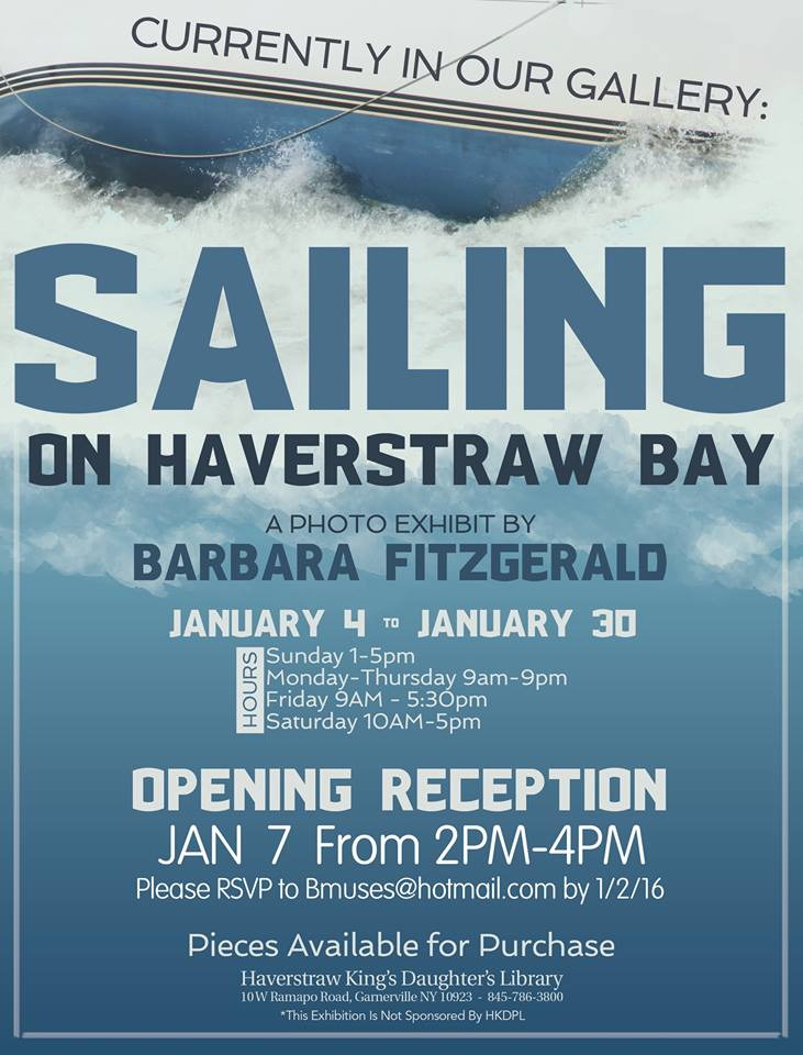 Haverstraw Bay Photo Exibition