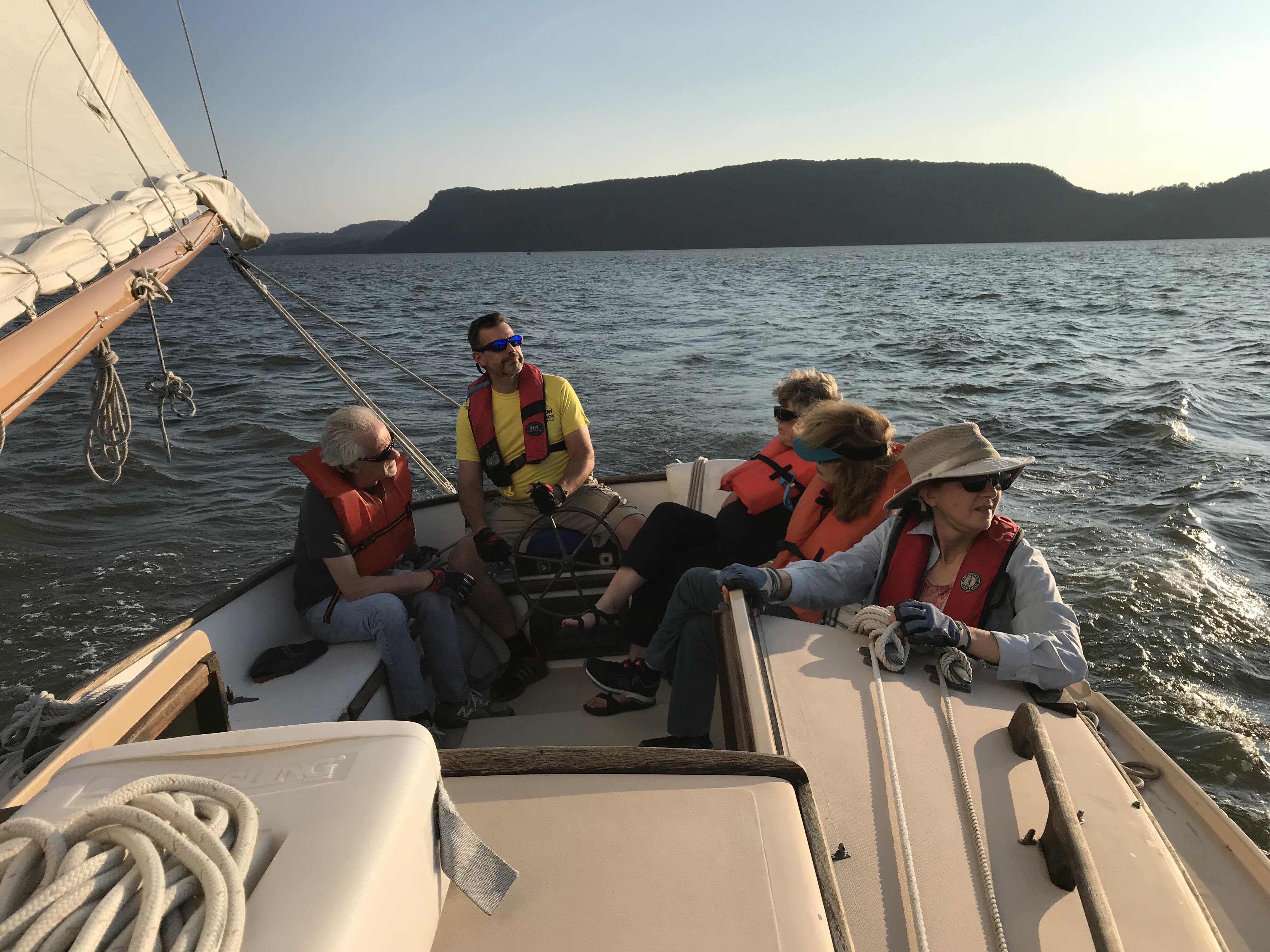Ferry Sloops Crew - KeithElena